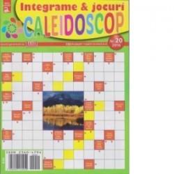 Integrame si jocuri CALEIDOSCOP, Nr.20/2016 -