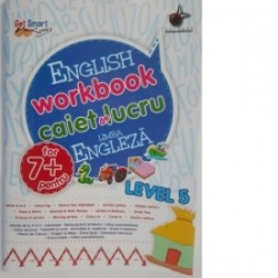 English workbook caiet de lucru 7+ Level 5 -