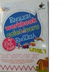 English workbook caiet de lucru limba engleza 3+ Level 1 -