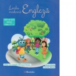 Limba moderna engleza - Caiet de lucru pentru clasa a II-a - Elena Sticlea, Cristina Mircea