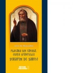 Flacara din zapada. Viata Sfantului Serafim de Sarov - Julia de Beausobre