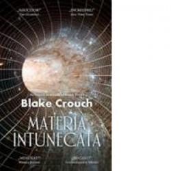 Materia intunecata - Blacke Crouch