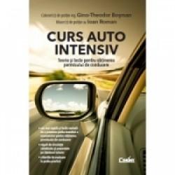 Curs auto intensiv - Teorie si teste pentru obtinerea permisului de conducere -