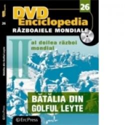 DVD Enciclopedia Razboaiele Mondiale (nr. 26). Al doilea razboi mondial - Batalia din Golful Leyte -