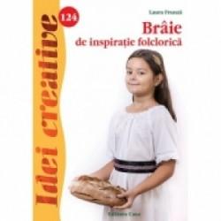 Braie de inspiratie folclorica - Idei creative 124 - Laura Frunza