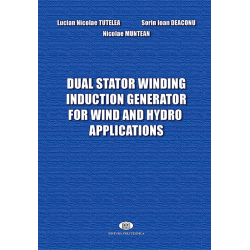 Dual Stator Winding Induction Generator For Wind And Hydro Applications