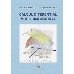Calcul diferenţial multidimensional - Doru Păunescu, Ciprian Hedrea
