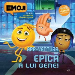 Emoji - App-ventura epică a lui Gene - Adaptare de Maggie Testa