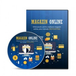 Creare Magazin Online pe PrestaShop + Dropshipping. Administrare si Optimizare Magazin