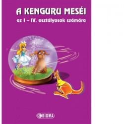 Povestile Cangurului pentru clasele I-IV. A Kenguru Mesái az I-IV. osztályosok számára -