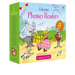 Phonics Readers Boxset -