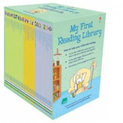 My First Reading Library. 50 Books to Guide Your Child Through the First Stage of Reading -