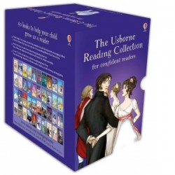 The Usborne Reading Collection for Confident Readers. 40 Books to Help Your Child Grow as a Reader -