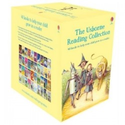 The Usborne Reading Collection. 40 books to help your child grow as a reader -