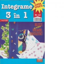 Integrame 3 in 1 Nr.62 -