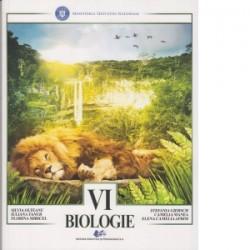 Biologie. Manual pentru clasa a VI-a - Silvia Olteanu, Iuliana Tanur, Florina Miricel
