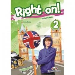 Curs Limba Engleza Right On 2 Manualul Elevului - Jenny Dooley