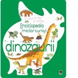 Enciclopedia micilor curiosi. Dinozaurii - Larousse