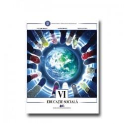 Educatie sociala. Manual pentru clasa a VI-a - Victor Bratu