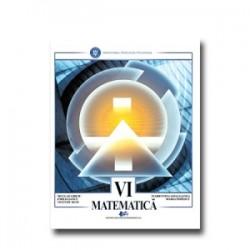 Matematica. Manual pentru clasa a VI-a - Niculae Ghiciu, Maria Popescu