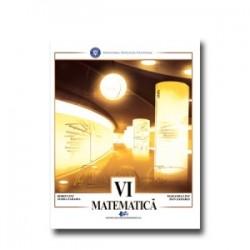 Matematica. Manual pentru clasa a VI-a - Maria Zaharia, Dan Zaharia