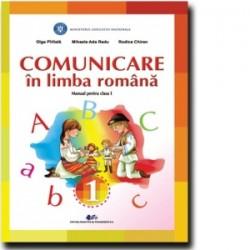 Comunicare in limba romana. Manual pentru clasa I - Rodica Chiran, Olga Piriiala, Mihaela Ada Radu