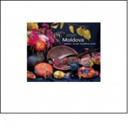 Moldova. Oameni, locuri, bucatarie si vin - Roman Rybaleov, Angela Brasoveanu