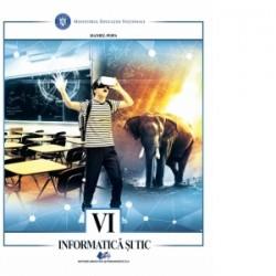 Informatica si TIC. Manual pentru clasa a VI-a - Daniel Popa