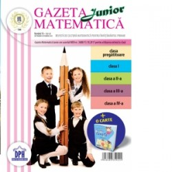 Gazeta Matematica Junior nr. 76 (Septembrie-Octombrie 2018) -