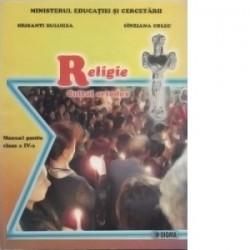 Manual de Religie. Cultul ortodox pentru clasa a IV-a - Hrisanti Bulugea, Sinziana Colec