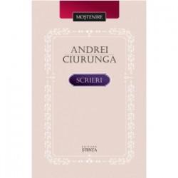 Scrieri - Andrei Ciurunga