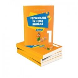 Comunicare in limba romana. Clasa I. Partea I - Botezatu Cristina