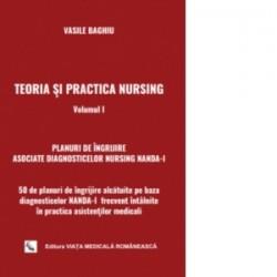 Teoria si practica Nursing. Volumul I. 50 de planuri de ingrijire pe baza diagnosticelor NANDA-I - Vasile Baghiu