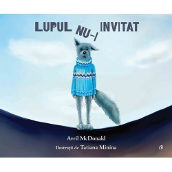 Marele lup - Avril McDonald
