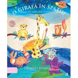 Poveștile Cristinei. O girafă în spațiu și alte șapte lumi ascunse - Cristina Donovici