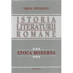 Istoria literaturii romane. Epoca Veche si cea Premoderna (vol.1) - Virgil Vintilescu