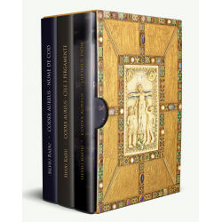Trilogia Codex Aureus (Set 3 vol.) - Silviu Radu