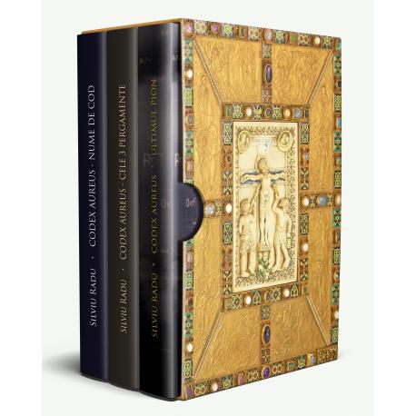 Trilogia Codex Aureus (Set 3 vol.) - Silviu Radu