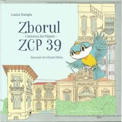 Zborul ZCP 39. Cautarea lui Pippin - Laura Hangiu
