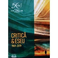 Cenaclul H. G. Wells Timisoara - Critica si Eseu (1969 - 2019)