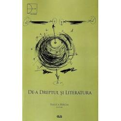 De-a dreptul si literatura - Raluca Bercea (editor)