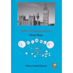 Teste de limba engleza - Manual si culegere de exercitii - Florin Musat