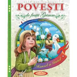 Cele mai frumoase Povesti - Fratii Grimm (Ilustratii Petru Ghetoi)