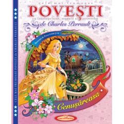 Cele mai frumoase Povesti cu intelepciune, morala si proverbe - Charles Perrault (Ilustratii Petru Ghetoi)