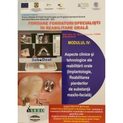 Formare formatori / specialisti in reabilitare orala (IV)- Prof. Univ. Dr. Norina Consuela Forna (Coord.)