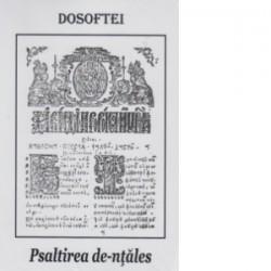Psaltirea de-ntales - Dosoftei