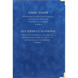 Domnii romani / Les princes roumains