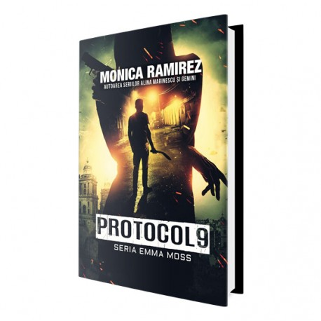 Protocol 9, vol. 1. Seria Emma Moss - Monica Ramirez