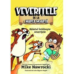 Baiatul intalneste veveritele - Veveritele de la Marea Moarta, vol. 2 - Mike Nawrocki