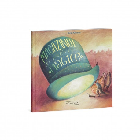 Magazinul de pălării magice - Sonja Wimmer